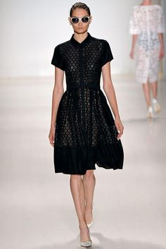 REPIN this Erin Fetherston look and it could be yours to rent next season on Rent the Runway! #RTRxNYFW