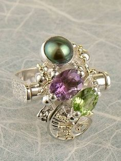 Get a Unique Ring Pendant like this that Works as both a Ring and a Pendant…