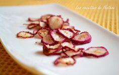 Les recettes de Nathou: Chips de radis