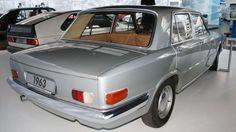1965 Volkswagen EA128 Prototype > 1.9l flat 6 Engine from Porsche 911 > 120hp