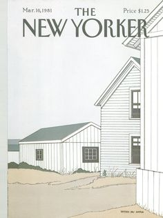 The New Yorker - Monday, March 16, 1981 - Issue # 2926 - Vol. 57 - N° 4 - Cover by : Gretchen Dow Simpson