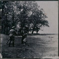 Photo of unspecified Einsatzgruppen massacre