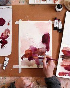 """Obtain great ideas on """"abstract artists famous"""". They are actually offered for you on our web site. artist New Watercolour Abstracts — LAURA HORN ART Art And Illustration, Painting Inspiration, Art Inspo, Art Paintings, Watercolor Paintings, Awesome Paintings, Portrait Paintings, Watercolor Artists, Watercolor Portraits"""