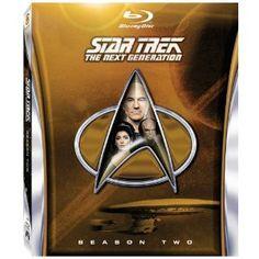 Star Trek: The Next Generation - Season Two [Blu-ray] (CBS Home Entertainment)