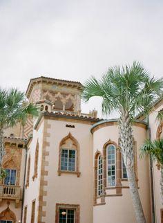 Ringling Ca'd'Zan Mansion Sarasota Florida