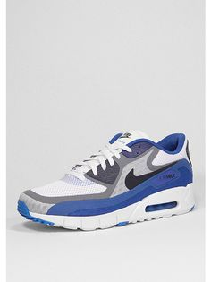 NIKE Schuh Air Max 90 Breathe wht/obsdn/c.gry/v.red Artikelnummer: 1011615