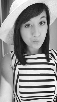 Tenue 2 #estivale #rayures #robe #marin #mariniere #ete #sun #soleil #pinterestinspired
