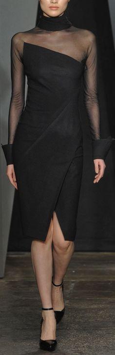 Donna Karan Fall 2012 ~ NYFW More