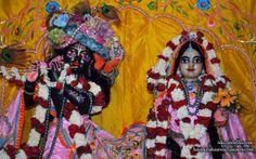 To view Radha Parthasarathi Close Up Wallpaper of ISKCON Dellhi in difference sizes visit - http://harekrishnawallpapers.com/sri-sri-radha-parthasarathi-close-up-iskcon-delhi-wallpaper-013/