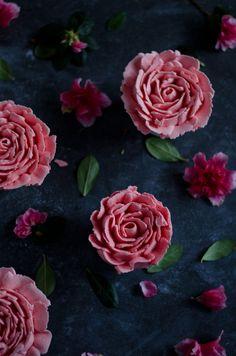 Raspberry, White Chocolate and Rosewater Cupcakes Recipe