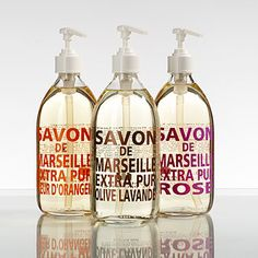 french hand soaps | compagnie de provence