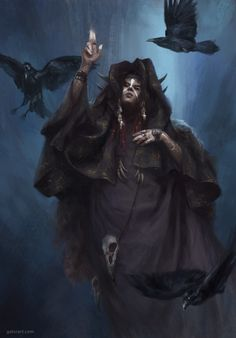 Raven's Call, Gal Or on ArtStation at http://www.artstation.com/artwork/raven-s-call