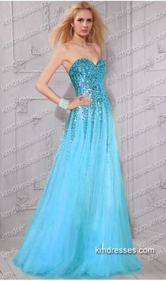 aluring  sparkling floor length sequin tulle evening dresses  Inspired by Taylor Swift 003