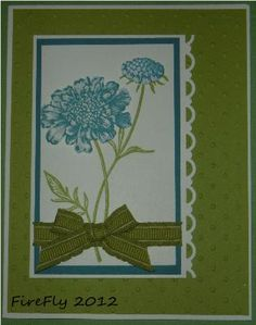 Field Flowers by FireFly61 - Cards and Paper Crafts at Splitcoaststampers