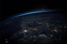 The international space station passing over India...