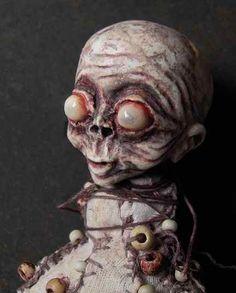 shain erin | Muñecos de momias y zombies por Shain Erin
