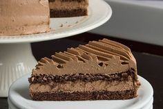 delicious chocolate and sweet recipes – Find Mediterranean Recipes and Travel Greek Sweets, Greek Desserts, Party Desserts, Greek Recipes, No Bake Desserts, Delicious Chocolate, Chocolate Recipes, Chocolate Cakes, Sweets Cake