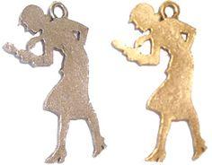 Nancy Drew charm. Would like to have one for my charm bracelet