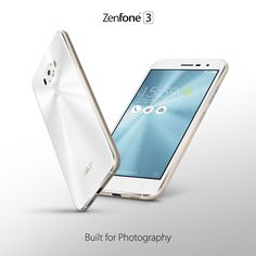 #ZenFone 3 Android, Galaxy, Product Photography, Iphone, Smartphone, Branding, Electronics, Creative, Brand Management