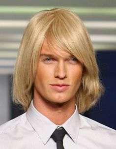 Hairstyles for Men with Long Hair Pictures