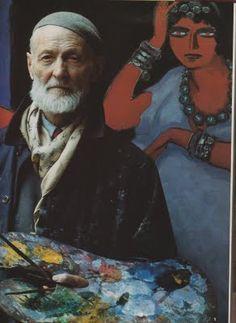 "identical eye: Images from ""The Artist in His Studio"" by Alexander Liberman.Van Dongen"