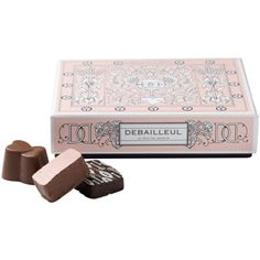 Debailleul Belgian Chocolate Boxes