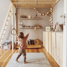 Playroom Decor, Baby Room Decor, Kids Decor, Home Decor, Montessori Playroom, Cool Kids Bedrooms, Home Daycare, Kids Room Design, Kid Spaces