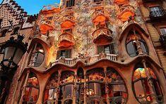 Gaudi, Casa Batlo
