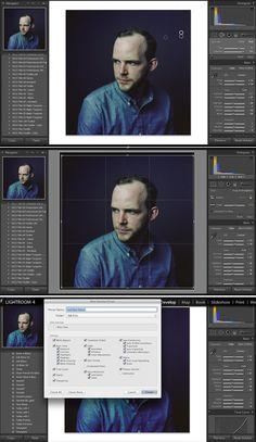 Editing photos in Photoshop | VSCO tutorial