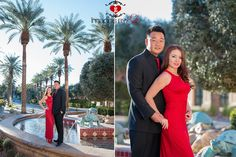 Engagement Session @ Westin Lake Las Vegas Resort