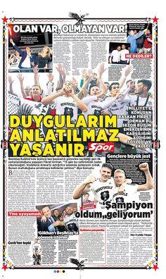 Sporun Gazete Manşetleri   Sportmen Tv