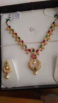 Gold Necklace Simple, Small Necklace, Gold Jewelry Simple, Silver Jewellery Indian, Gold Jewellery Design, Bridal Jewellery, Jewelry Model, Jewelry Art, Fashion Jewelry