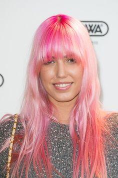 Amber Le Bon   Cortes de cabelo 2017