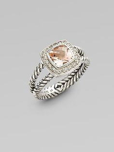Morganite David Yurman