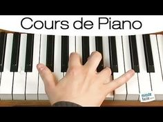 Solfege Piano, Easy Piano, School Lessons, Flute, Play, Learning, Harmonica, Main Gauche, Chant