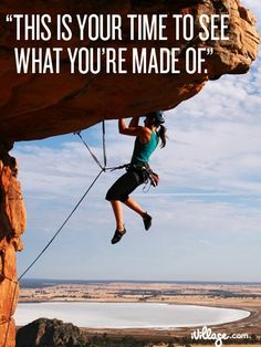 """12. """"This is your time to see what you're made of."""" Motivational Fitness Quotes By Professional Trainers"""