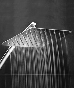 Another great find on #zulily! Aquagenix® 10'' Square Rainfall Shower Head #zulilyfinds