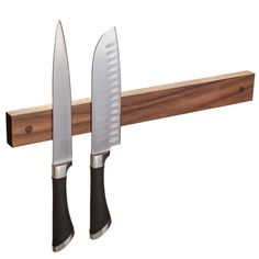 Looking for Powerful Magnetic Knife Strip, Holder Made USA (Walnut, 16 inches) ? Check out our picks for the Powerful Magnetic Knife Strip, Holder Made USA (Walnut, 16 inches) from the popular stores - all in one. Magnetic Knife Blocks, Magnetic Knife Holder, Best Kitchen Knives, Knife Storage, Wood Knife, Knife Block Set, Bistro, Specialty Knives, Stainless Steel Kitchen