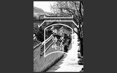 전주 한옥 마을 관광 브로셔 (Jeonju Hanok Maul tour brochures) on Behance