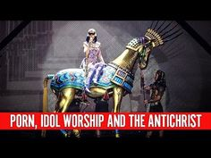 Worship of Self, Gratification, Porn, Idol Worship and the Antichrist