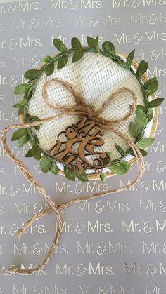 Items similar to Rustic Wedding Ring Bearer Pillow Mr & Mrs Box on Etsy Titanium Wedding Rings, Custom Wedding Rings, Unique Wedding Favors, Unique Weddings, Wedding Ideas, Fall Wedding, Rustic Wedding, Green Wedding, Ring Bearer Pillows
