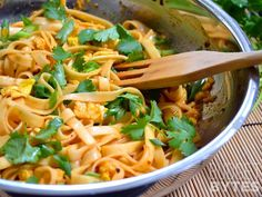 These sweet, tangy, and spicy Dragon Noodles take only a few minutes to whip up and will kill your craving for take-out. BudgetBytes.com