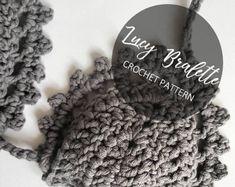 Crochet Pattern | Bralette Pattern | Crochet Bralette | Crochet Top | Whiteowlcrochetco Lucy Bralette