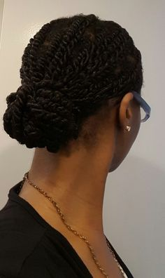 Mini Twists Protective Style: Natural Hair Tutorial - Coach Shaunie