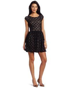 Weston Wear Women's Raven Cap Sleeve Dress