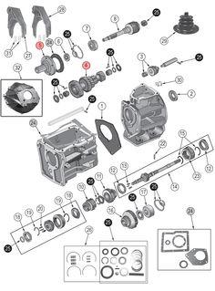 1978 Jeep Cj7 Wiring Diagram Acura Integra Radio 27 Best Parts Diagrams Images Borg Warner Sr4 Transmission 4x4