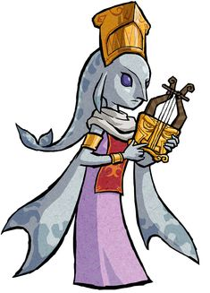 Laruto - Characters & Art - The Legend of Zelda: The Wind Waker HD