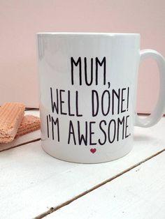 Mother's Day Mug from notonthehighstreet.com