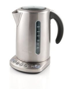 Breville Variable Temperature Kettle  The best for getting through cold months in New England