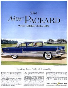 1955 Packard Patrician Four Door Sedan. i wish i could own one of these!